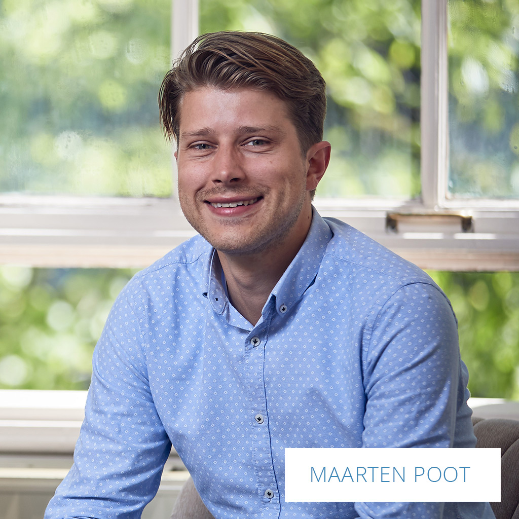 Maarten Poot, founder of start-up felyx