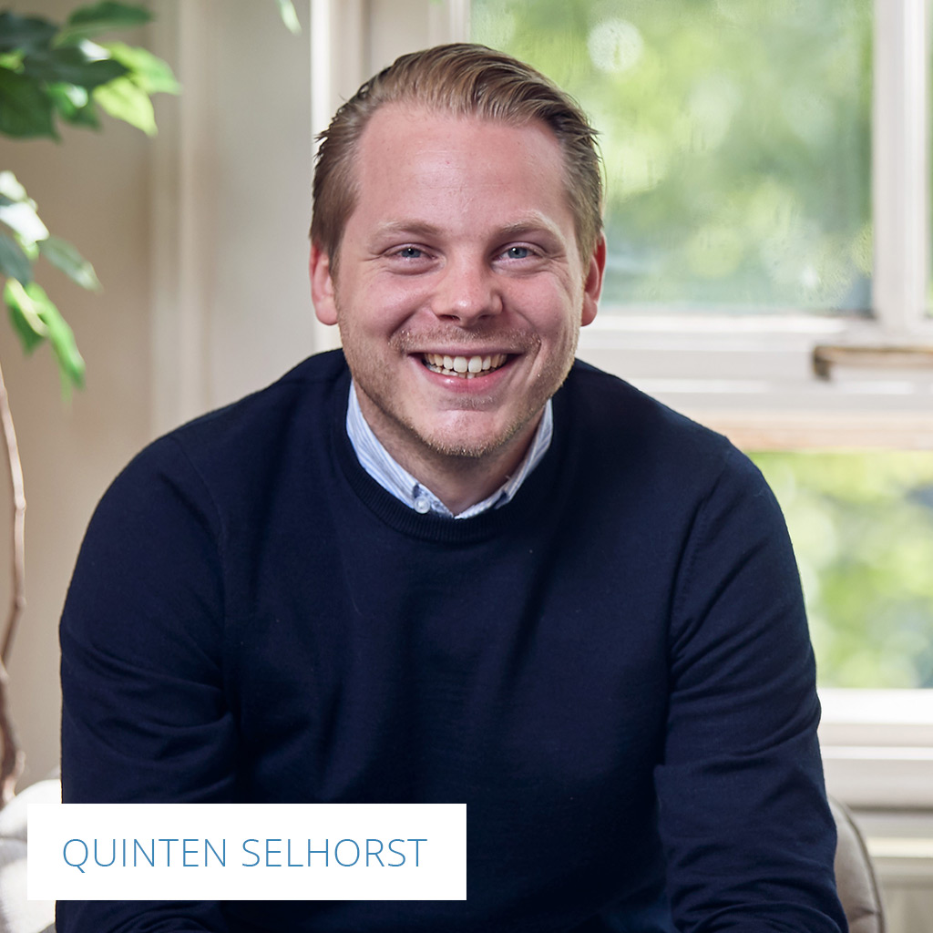 Quinten Selhorst, founder of start-up felyx