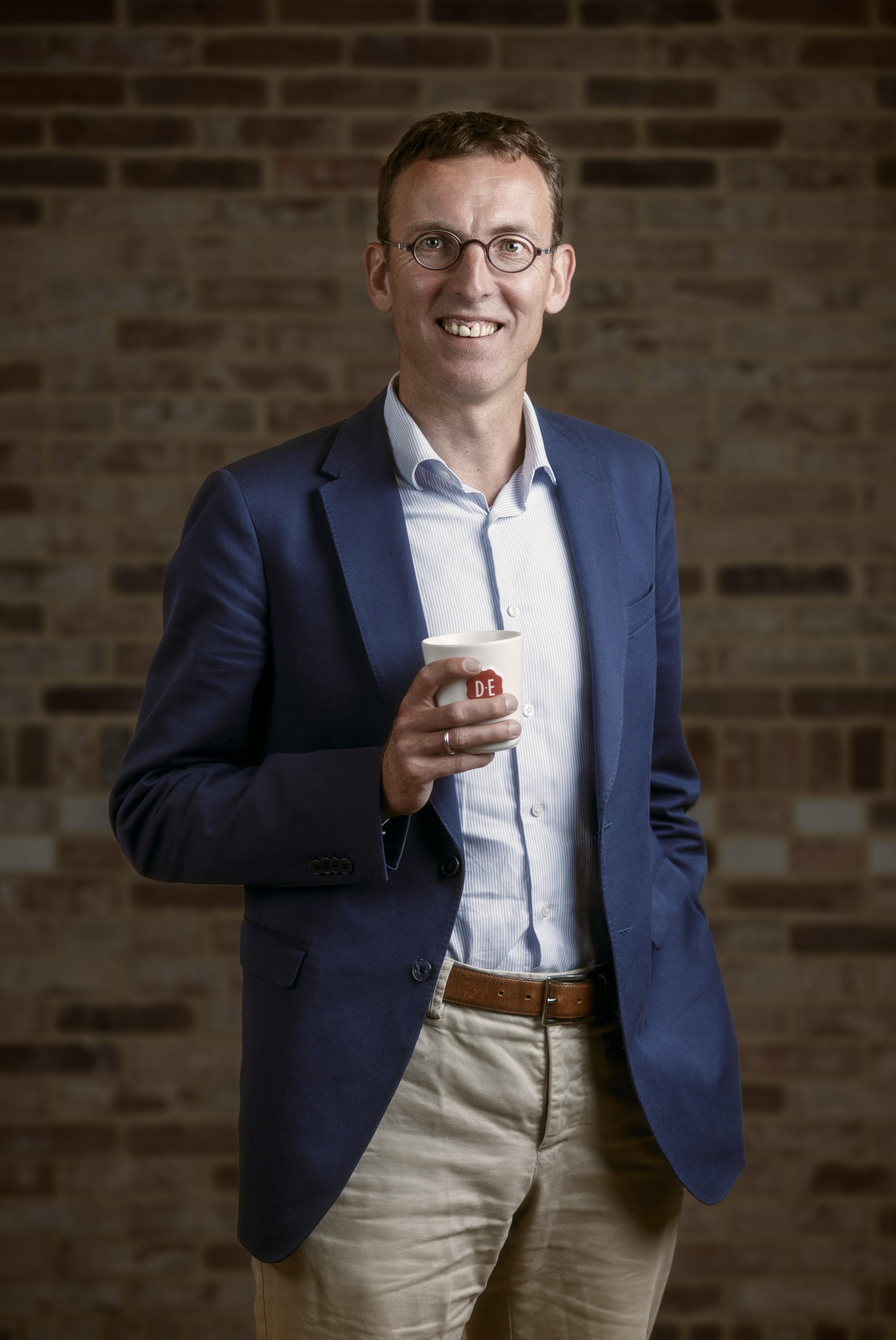 John Brands JDE general manager retail bij Jacobs Douwe Egberts (JDE)