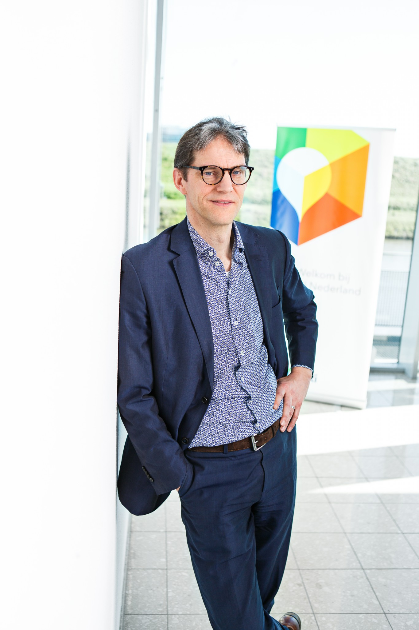 Paul Houtepen IRI zaltbommel commercieel directeur