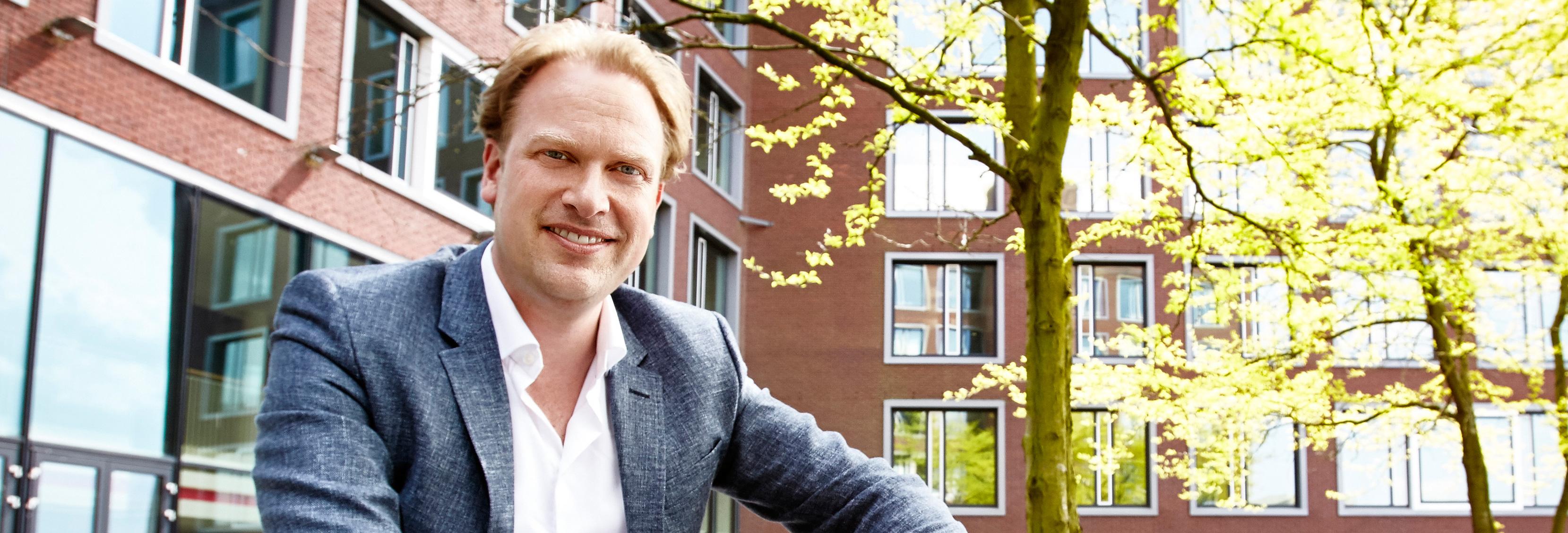 Mark van Zon, Commercieel Directeur bij Essent