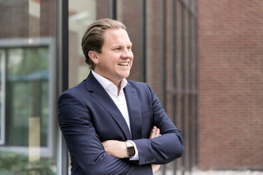 Interview Sander Leenders, Managing Director Energie+