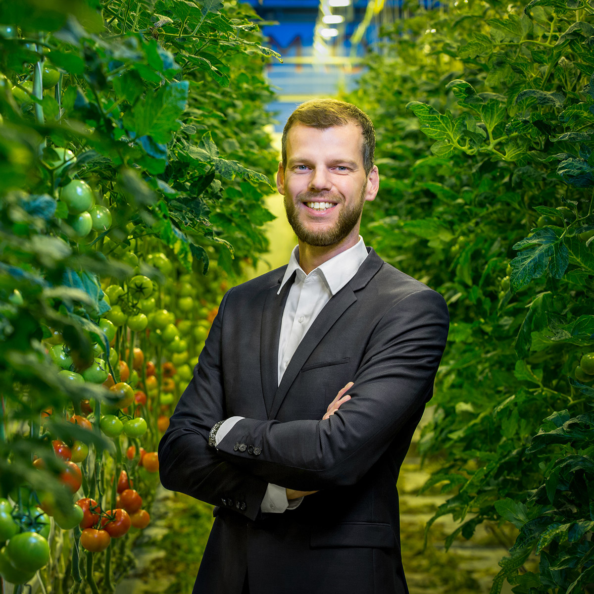 Pascal Piepers, Commercieel Directeur The Greenery