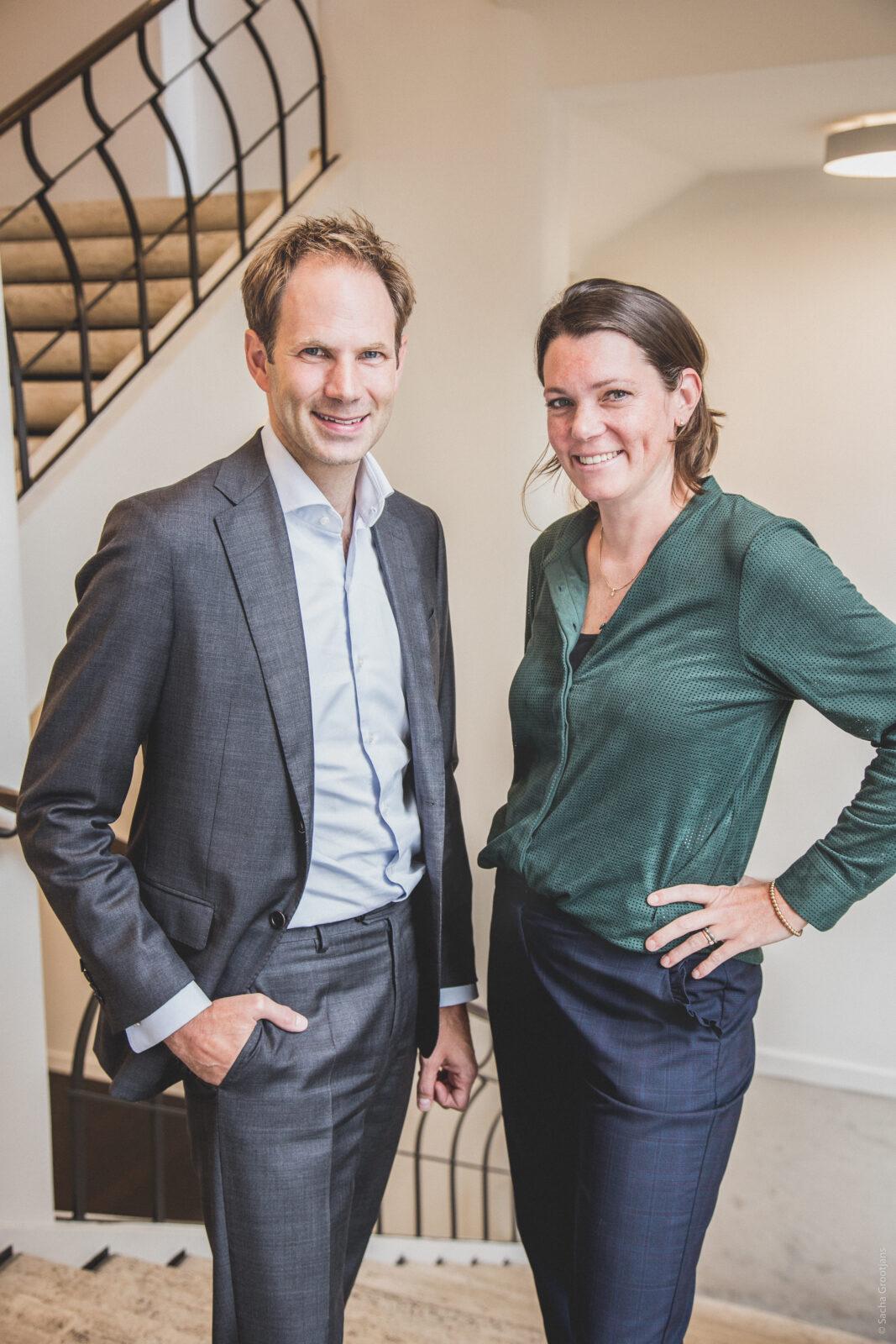 Interview Allen & Overy Jonathan Heeringa en Manon der Meer