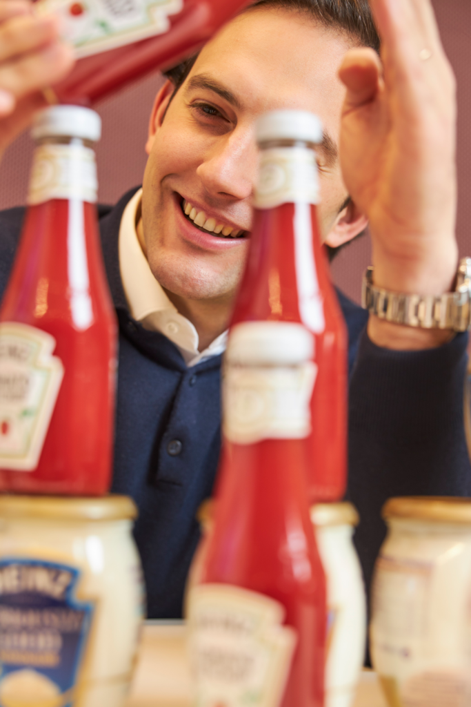 Career advice from a Business Unit Lead at Kraft Heinz